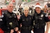 Vancouver Police and Nautilus combine for holiday shopping event