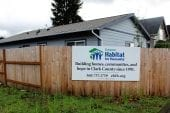 Vancouver mom grateful for Habitat for Humanity home, stability this Thanksgiving holiday