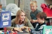 Full-day kindergarten aims to build a foundation of learning