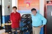 George's Molon Lavé brings Greek food, culture to Battle Ground
