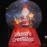 Washougal Christmas parade
