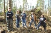 CASEE students place first at annual forestry competition