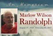 Marlow Wilson Randolph