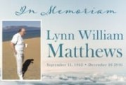 Lynn William Matthews