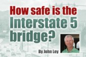 How safe is the Interstate 5 bridge?