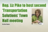 Rep. Liz Pike to host second 'Transportation Solutions' Town Hall meeting