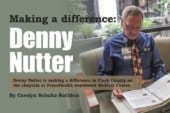 Making a difference: Denny Nutter