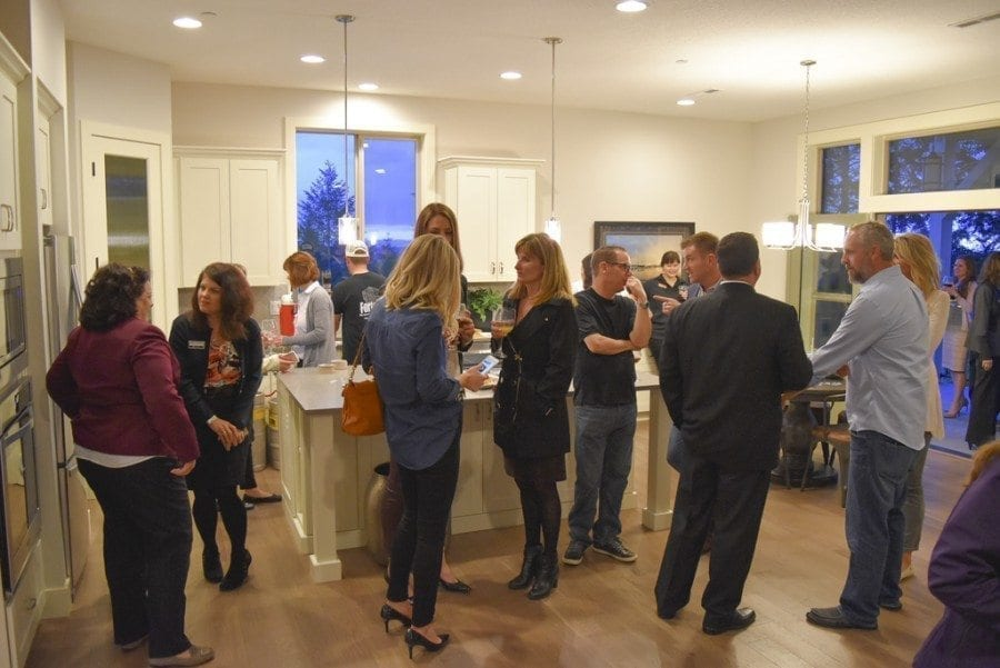 Chef, Hop & Vine kickoff event on June 1 pairs new homes with some of Clark County's finest food, beer & wine. Photo courtesy of BIA of Clark County