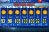 County officials urge area residents to protect against heat-related illness