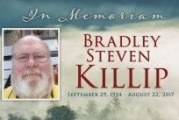 In Memoriam: Bradley Steven Killip