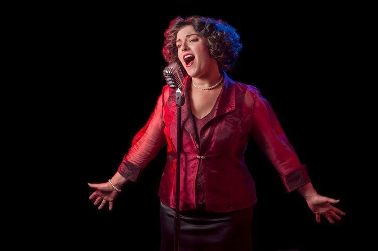Enjoy all your favorite songs from Always, Patsy Cline presented by Love Street Playhouse, performed at the Lewis River Golf Course October 4, 5, 6, 18, 19 & 20. Photo courtesy of Mike Patnode