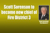 Scott Sorenson to become new chief of Fire District 3