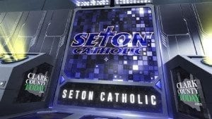 Seton Catholic won its season opener and now the Cougars look forward to its first game on its own field this week.