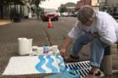 Battle Ground artists create art around storm drains in their city