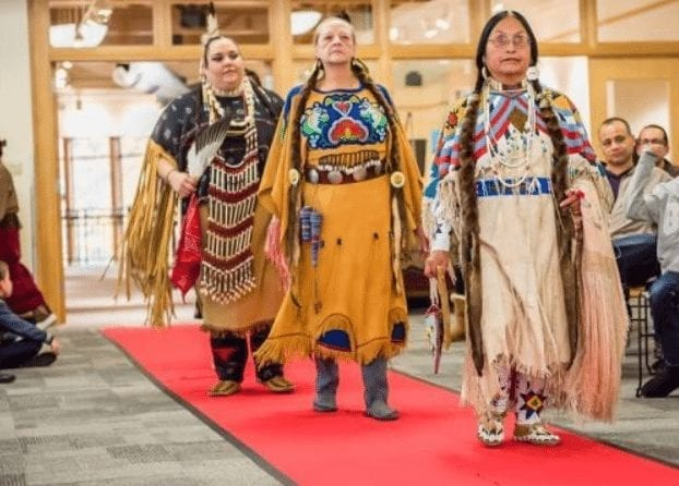 Vancouver's Water Resources Education Center is moving its annual recognition of Native American Heritage month from a Second Saturday event to its own Saturday celebration, set for Nov. 18. Photo courtesy of city of Vancouver