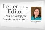 Letter: Dan Coursey for Washougal mayor