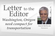 Opinion: Washington, Oregon need compact for transportation