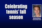 Celebrating tennis' fall season