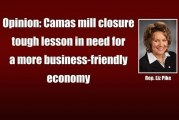Opinion: Camas mill closure tough lesson in need for a more business-friendly economy