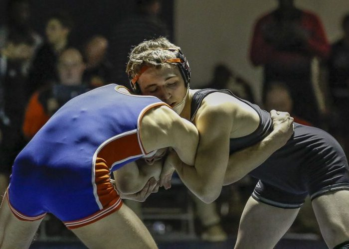 Cole Pass of Washougal defeated Dylan Draper of Ridgefield