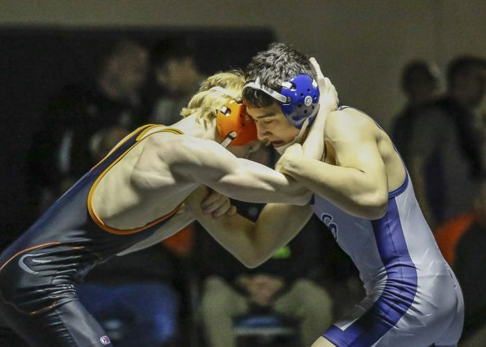 Logan Smith of Skyview defeated Scott Lees of Washougal