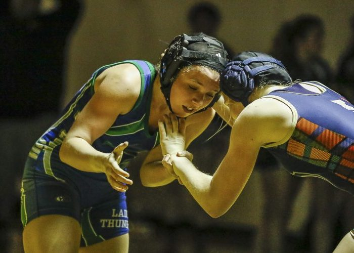 Kyla Shoddy of Kelso defeated Christ Davis of Mountain View
