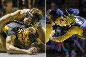 Brother and sister united for Union wrestling at county tourney