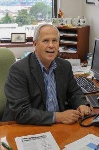 County Chair Marc Boldt