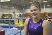 Champion gymnast Sarah Ellis reflects on her career