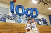 Taylor Stephens joins Taylor Mills in 1,000-point club at La Center