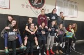 Union girls wrestling team reaches new heights
