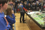 View Ridge Middle School students participate in FIRST LEGO League robotics competition