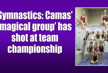 Gymnastics: Camas' 'magical group' has shot at team championship