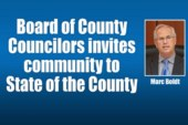 Board of County Councilors invites community to State of the County