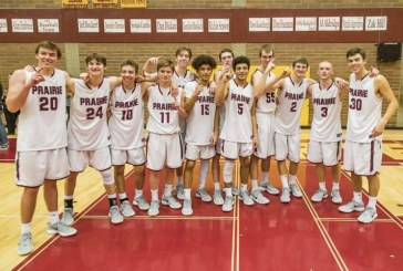Boys Basketball: Prairie takes top seed in 3A GSHL