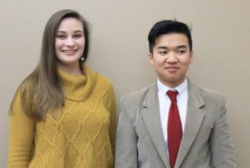 Students from Camas and Cedar Tree Classical Christian School advance to state Poetry Out Loud contest