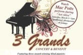 3 Grands to perform in Ridgefield