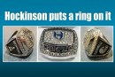 Hockinson puts a ring on it