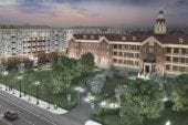Renderings of Academy site redevelopment unveiled
