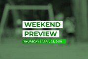 Weekend Preview, our new feature at ClarkCountyToday.com