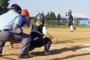 Woodland still undefeated in softball