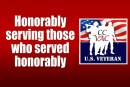 Honorably serving those who served honorably