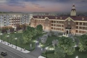 Public gets chance to see updated Providence Academy redevelopment plan