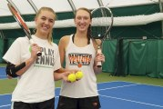 Washougal teammates tower over competition