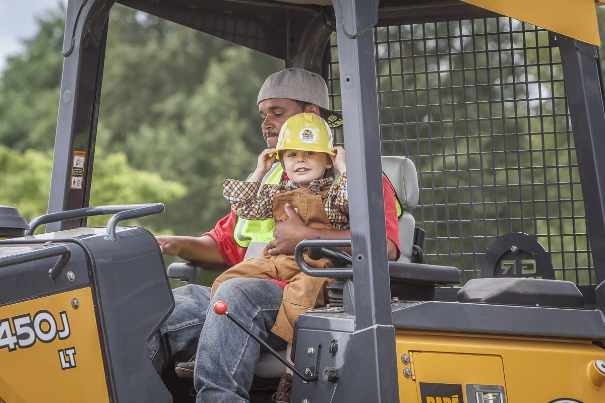 The Nutter Family Foundation's annual Dozer Day event will take place this weekend at the Clark County Fairgrounds. Photo by Mike Schultz