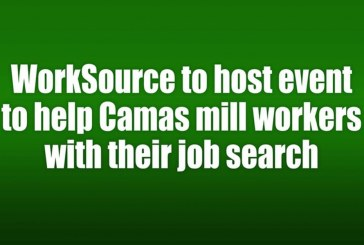 WorkSource to host event to help Camas mill workers with their job search