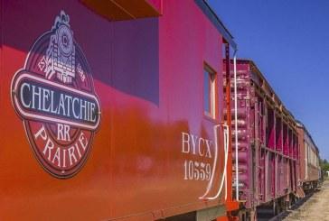Chelatchie Prairie Railroad kicks off season with Mother's Day Weekend Train Ride