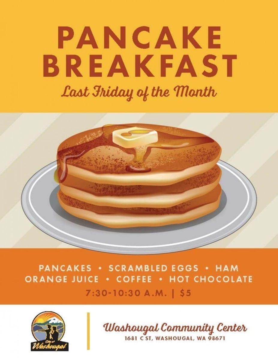 community pancake breakfast clarkcountytoday com