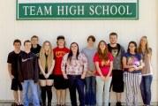 Woodland Public Schools' TEAM High School offers an alternative for students