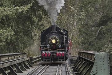 Chelatchie Prairie Railroad to host Independence Day Steam Train Robbery